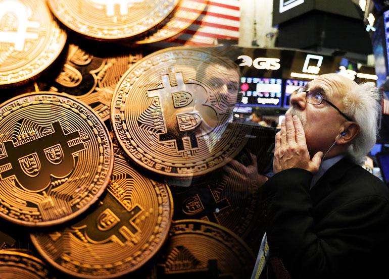 """Quais são as Melhores Ações para Lucrar com a """"febre"""" do Bitcoin"""