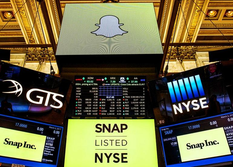 Comprar Ações do Snapchat é um Bom Investimento