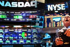 Acompanhar ações cotadas no NASDAQ e NYSE