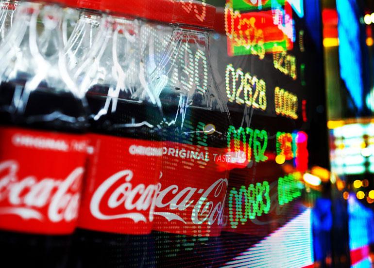 Como Comprar Ações da COCA-COLA