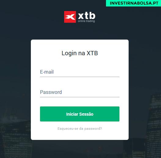 Como negociar Forex na XTB