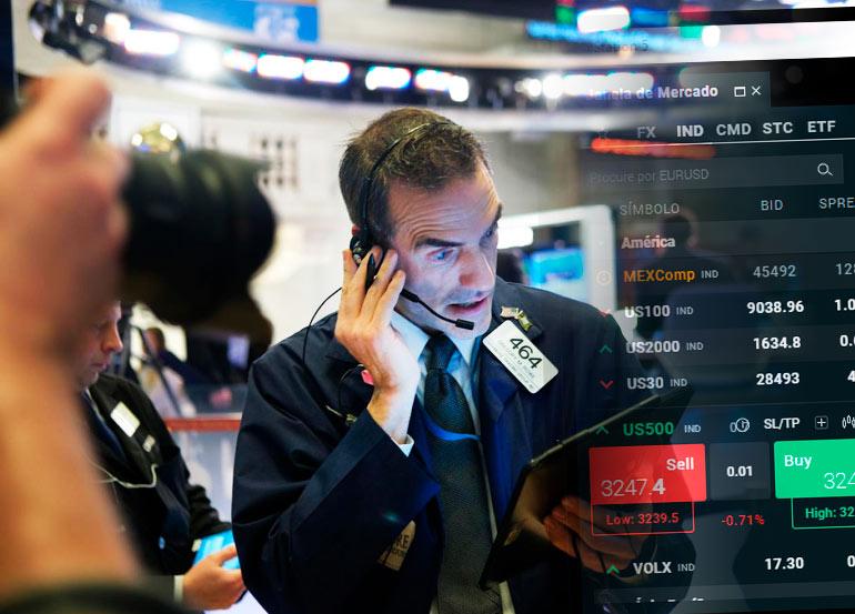Como Negociar Futuros do Índice S&P500?