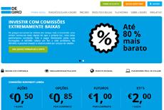 DeGiro - Corretora de Bolsa com comissões baixas
