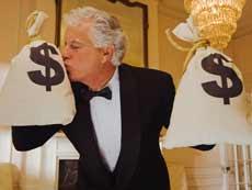 Especulador Milionário