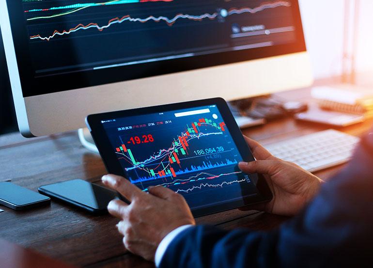 Qual é a Melhor Plataforma para Analisar os Gráficos das Ações