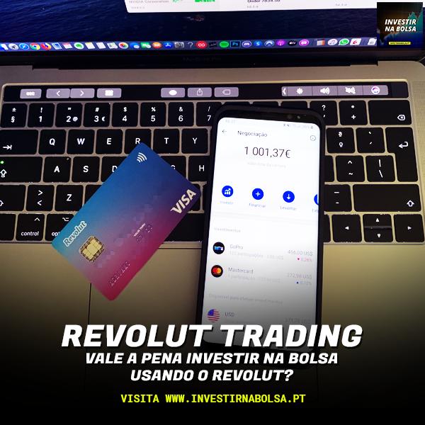 Comprar Ações na app Revolut - Revolut Trading
