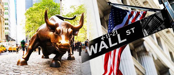 Wall Street Bolsa de Valores dos EUA